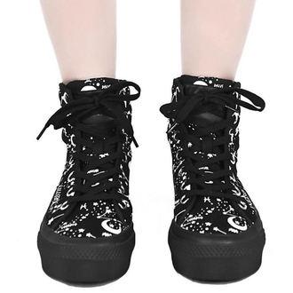 magasszárú cipő női - KILLSTAR, KILLSTAR