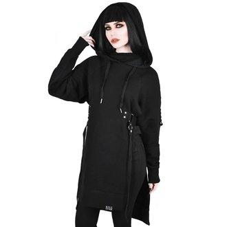 kapucnis pulóver női - Strap Me Down - KILLSTAR, KILLSTAR