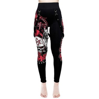 KILLSTAR Női nadrág (leggings) - Rob Zombie - Superbeast - FEKETE, KILLSTAR, Rob Zombie