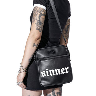 BLACK CRAFT Kézitáska (táska) - Sinner Passport Crossbody, BLACK CRAFT
