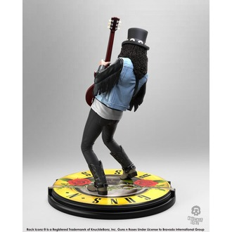 Guns N' Roses - Slash Figura - Szikla Iconz - KNUCKLEBONZ