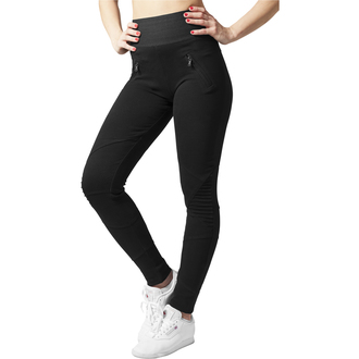 URBAN CLASSICS női leggings nadrág - Interlock High Waist