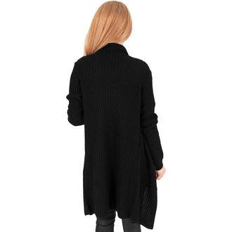 URBAN CLASSICS női pulóver (kardigán) - Knitted Long Cape, URBAN CLASSICS