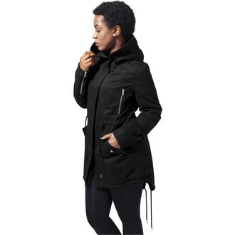 téli dzseki női - Sherpa Lined Cotton Parka - URBAN CLASSICS, URBAN CLASSICS