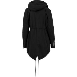téli dzseki női - Sherpa Lined Cotton Parka - URBAN CLASSICS