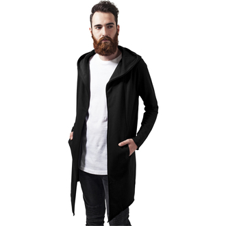 kapucnis pulóver férfi - Open Edge Cardigan - URBAN CLASSICS