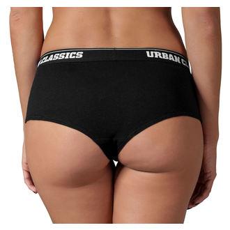 URBAN CLASSICS női bugyi ( 2 darabos készlet) - Logo, URBAN CLASSICS