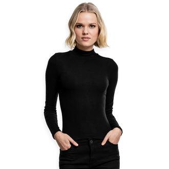 tričko dámské s dlouhým rukávem URBAN CLASSIC - black, URBAN CLASSICS