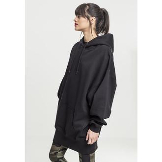 URBAN CLASSICS Női kapucnis pulóver - Long