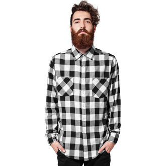 URBAN CLASSICS férfi ing - Checked Flanell