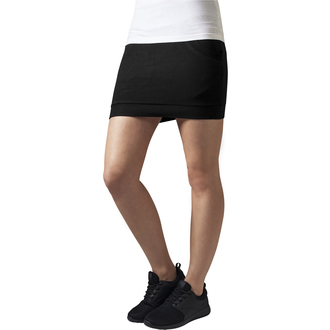 URBAN CLASSICS női szoknya - French terry, URBAN CLASSICS
