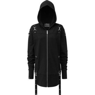 kapucnis pulóver férfi - TWISTED - KILLSTAR