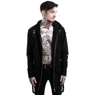 kapucnis pulóver férfi - TWISTED - KILLSTAR, KILLSTAR