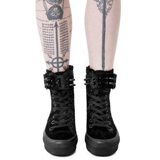 cipő ék női - UNHOLY HIGH TOPS - KILLSTAR, KILLSTAR