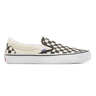 rövidszárú cipő unisex - MN Slip-On Pro (Checkerboard) - VANS, VANS