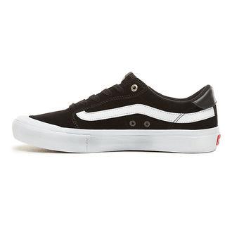 rövidszárú cipő férfi - MN Style 112 Pro black/black/w - VANS, VANS