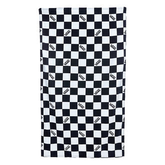 VANS Strand Törülköző - MN CHECKERBOARD BEAC - Fekete / fehér, VANS