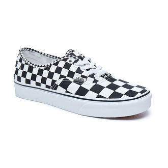 rövidszárú cipő unisex - UA AUTHENTIC (MIX CHECKER) - VANS, VANS