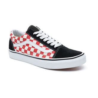 rövidszárú cipő férfi - UA OLD SKOOL (checkerboard) - VANS, VANS