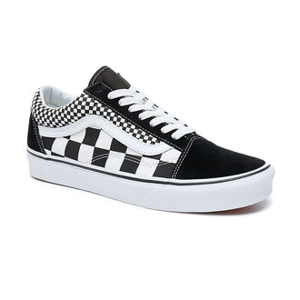 rövidszárú cipő unisex - UA OLD SKOOL (MIX CHECKER) - VANS, VANS