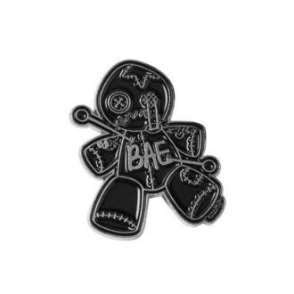 KILLSTAR Kitűző - Voodoo Bae, KILLSTAR