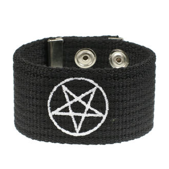 Pentagram Karkötő, BLACK & METAL