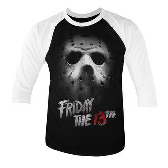 filmes póló férfi Friday 13th - White - HYBRIS, HYBRIS, Friday 13th