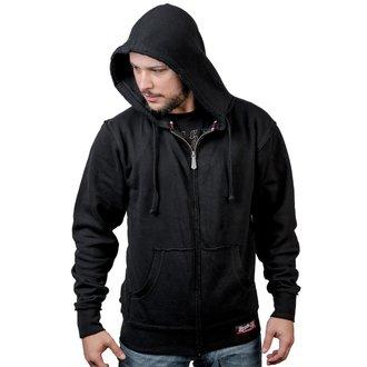 kapucnis pulóver férfi - Essentials - WORNSTAR, WORNSTAR