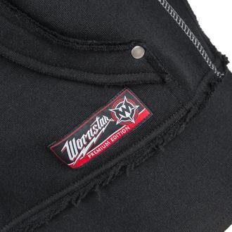 kapucnis pulóver férfi - Vengeance - WORNSTAR