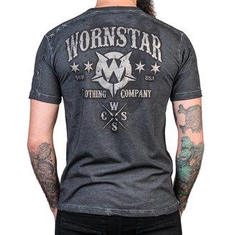 hardcore póló férfi - Chop Shop - WORNSTAR, WORNSTAR