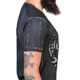 hardcore póló férfi - Chop Shop - WORNSTAR
