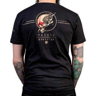 hardcore póló férfi - Phobos - WORNSTAR, WORNSTAR