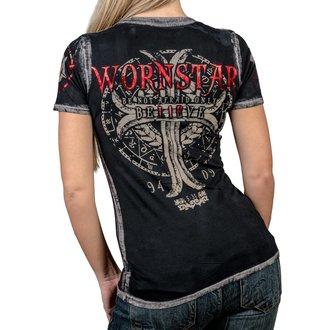 hardcore póló női - Believe - WORNSTAR, WORNSTAR