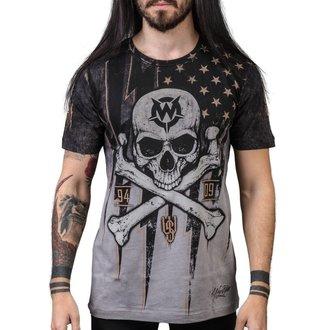hardcore póló férfi - Black Flag - WORNSTAR, WORNSTAR