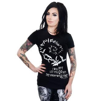 gót és punk póló női - BABYDOLL - TOO FAST, TOO FAST