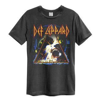 metál póló férfi Def Leppard - Hysteria - AMPLIFIED, AMPLIFIED, Def Leppard