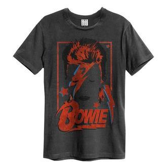 metál póló férfi David Bowie - Aladdin Sane Anniversary - AMPLIFIED, AMPLIFIED, David Bowie