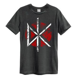metál póló férfi Dead Kennedys - Distressed Logo - AMPLIFIED, AMPLIFIED, Dead Kennedys