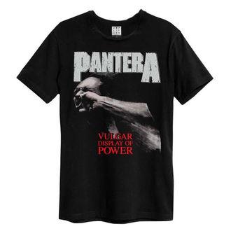 metál póló férfi Pantera - Vulgar Display of Power - AMPLIFIED, AMPLIFIED, Pantera