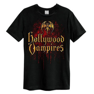 metál póló férfi Hollywood Vampires - Bat Blood Logo - AMPLIFIED, AMPLIFIED, Hollywood Vampires