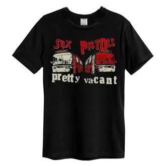 metál póló férfi Sex Pistols - Pretty Vacant - AMPLIFIED, AMPLIFIED, Sex Pistols