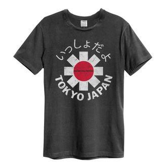 metál póló férfi Red Hot Chili Peppers - Tokyo Japan - AMPLIFIED, AMPLIFIED, Red Hot Chili Peppers