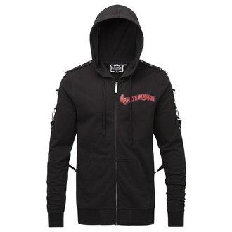 KILLSTAR Unisex kapucnis pulóver - Marilyn Manson - Smells Like Manson - Fekete, KILLSTAR, Marilyn Manson