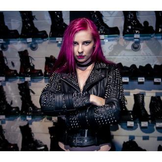 bőrdzseki női - Metal - KILLSTAR, KILLSTAR