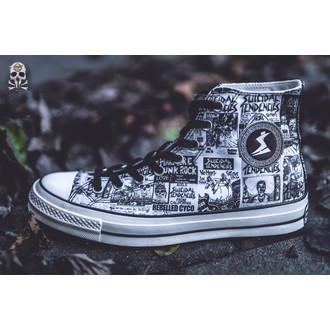 magasszárú cipő unisex Suicidal Tendencies - CONVERSE, CONVERSE, Suicidal Tendencies