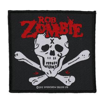 ROB ZOMBIE Felvarró - DEAD RETURN - RAZAMATAZ, RAZAMATAZ, Rob Zombie