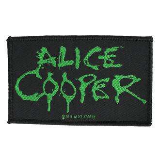 ALICE COOPER Felvarró - LOGO - RAZAMATAZ, RAZAMATAZ, Alice Cooper