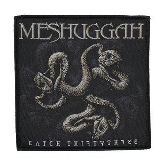 MESHUGGAH Felvarró - CATCH 33 - RAZAMATAZ, RAZAMATAZ, Meshuggah