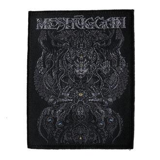 MESHUGGAH Felvarró - MUSICAL DEVIANCE - RAZAMATAZ, RAZAMATAZ, Meshuggah