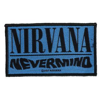 NIRVANA Felvarró - NEVERMIND - RAZAMATAZ, RAZAMATAZ, Nirvana